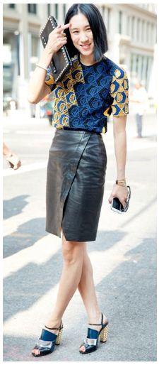 Eva Chen | Street Style Inspiration