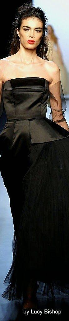 Jean Paul Gaultier Spring Summer 2015 Haute Couture