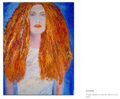 Udvarhelyi Zsuzsa: Annabel Painting, Art, Art Background, Painting Art, Kunst, Paintings, Performing Arts, Painted Canvas, Drawings