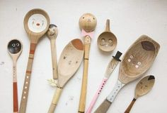 Cooking utensils made fun