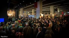 Jeff Waters of Annihilator demonstrating the GrandMeister at the 2014 Frankfurt Musikmesse show...