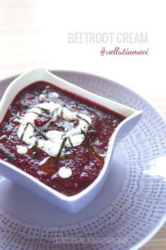 vellutata di rape rosse (beetroot cream) ©lennesimoblog