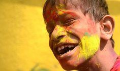 La fille dans sa cabane: La fête des couleurs 2013