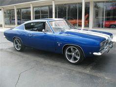 1968 Plymouth Barracuda, United States - JamesList