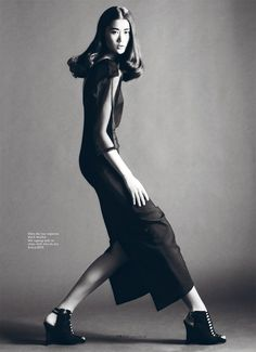 Xiao Wei Sports Spring Looks for Elle Vietnam April 2013 by Riccardo Vimercati   Fashion Gone Rogue: The Latest in Editorials and Campaigns
