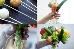 Букет из овощей и фруктов своими руками. Мастер-класс к 8 марта | ПОДРОБНОСТИ | ОБЩЕСТВО | АиФ Пермь