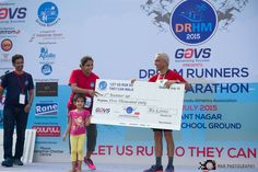 "At the Dream Runners Half Marathon 2015 held on Sunday, 26th July 2015, 7 months pregnant Bavani Gopal was awarded the ""Spirit of YouTooCanRun"" award. #running"