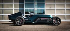 Sbarro Espera Grand Prix Concept de 2014 by UTBM_Fr. 300 CV. Fotografia de Francois Jouffroy de la Universidad Tecnologica de Belfort-Montbeliard UTBM_Fr (Sevenans, Francia).