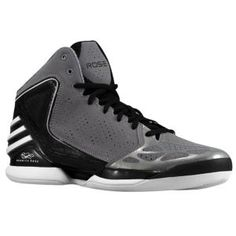 new style 6ddd7 5bc42 adidas Rose 773 - Mens - Basketball - Shoes - Tech GreyWhiteBlack