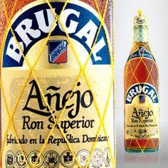 Brugal Anejo Rum, Dominican Republic 1997 1e x in Dominican Republic. Wat een land, die muziek, die mensen......
