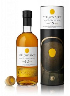 Yellow Spot 12 Jahre 0,7 l - Irish Whiskeys