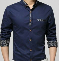 Amtify Flash Sale Even! Buy this Men's button front shirt at Amtify and get Mens Kurta Designs, Formal Shirts, Casual Shirts For Men, Men Casual, African Shirts For Men, Mens Printed Shirts, Men Shirts, Mens Designer Shirts, African Men Fashion