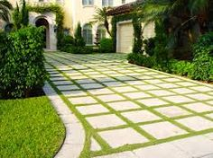 Image result for pervious paving grass