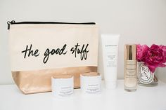 My favorite skincare line of the moment: @BareMinerals Skinsorials #SkinSoGood