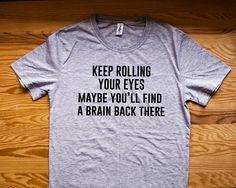 Sarcastic Mom T-shirt ($16)