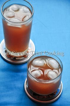 Tamarind Juice | Simply Trini Cooking