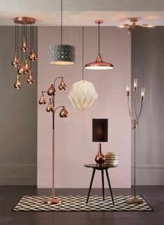 Gorgeous pendant lighting love these for either side of my bed image result for trends in living room ceiling lighting aloadofball Choice Image