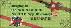 Aacron praactical giveaway from PrAACtical-The Giveaway ends on Friday January 8th, 2014 at 11:59 pm. Pinned by SOS Inc. Resources http://pinterest.com/sostherapy.