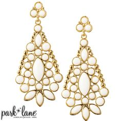 Santorini Earrings | Park Lane Jewelry. Date night!