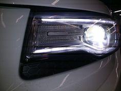 2014 Jeep Grand Cherokee Headlamp