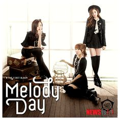 Melody เผยอัลบั้มเดบิวท์ 'What Goodbye'