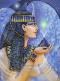 I am Maat of Egypt.  Truth, justice and law are the natural order of my universe.  Harmony arises as I attune to my divine will.