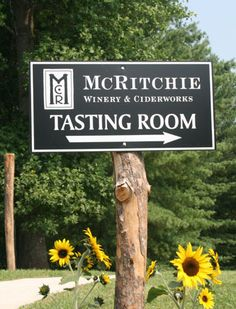 McRitchie Winery and Ciderworks, Winery, Wine - A Yadkin Valley Winery - NC Wines