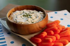 Who's excited for football season? Try this great Cucumber Dip recipe from Made with Love: The Meals On Wheels Family Cookbook!