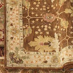 Anatolia Desert Wool Area Rugs- frontgate..6 x 9 $639