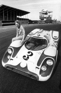 Porsche 917 Gijs van Lennep