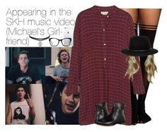 """""""5sos"""" by outfits41d ❤ liked on Polyvore featuring ASOS, Étoile Isabel Marant, Brixton, ECCO and Spitfire"""