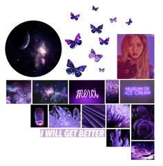 """There will be better times // CLC / Crystyle"" by phoenix-anastasia ❤ liked on Polyvore featuring art"