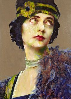 Lita Cabellut Artwork