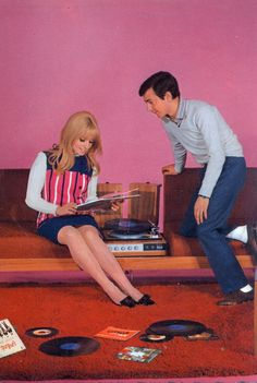 1960s postcard