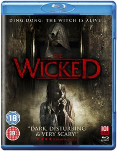 Our 4 star rating can be found on the back of The Wicked [Available on Blu-ray and DVD]