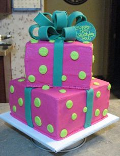 Cake Decorating Ideas on Pinterest Kid Birthday Cakes ...