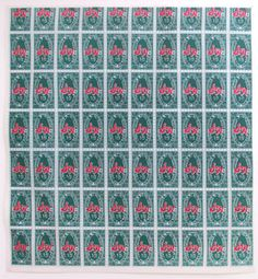 Andy Warhol, 'S & H Greenstamps,' 1965, Jim Kempner Fine Art