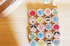 Wooden Memory Game by Little Wood Toys