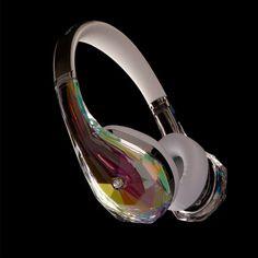 The Chicksters | Monster 'Diamond Tears' headphones