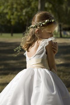http://thepromiseni.com/french-fancies-little-eglantine-flower-girl-dress/