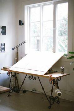 Dream studios & workspaces. | Posh, Broke, & Bored - International luxury lifestyle blog