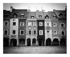 #Poland #Poznan #buildings #blackandwhite