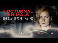 """Tom Ford """"Nocturnal Animals"""" - could be worth a look"""