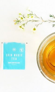 Your Tea - Skin Magic (Aloé Vera, Liquorice Root, Lotus Seed Heart)