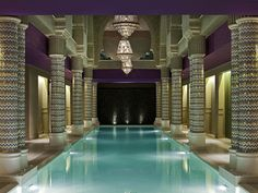 A beautiful and exotic SPA in Egypt @ Sofitel Legen Old Cataract Aswan Hotel