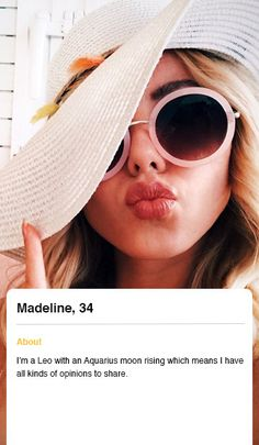 Online dating bio examples female