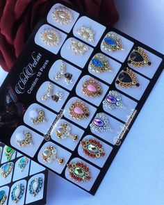 Paint Booth, Toe Nails, Rhinestones, Manicure, Nail Designs, Nail Art, Jewelry, Perfect Nails, Pretty Nails