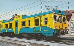 1989 Trains