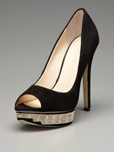 Noth Peep-Toe Pump by Boutique 9 on Gilt