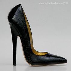 Italianheels.com/3749 6inch high heels pump shoes